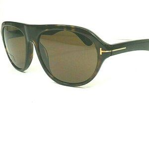 Tom Ford IVAN Brown Frame Shaded mens Sunglasses